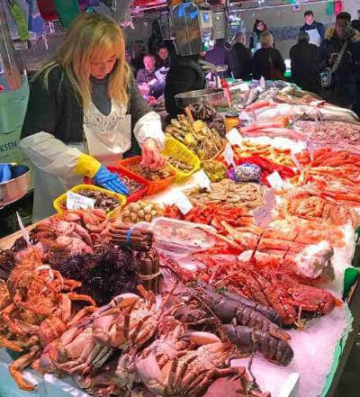 La Boqueria Market - Rick Williams