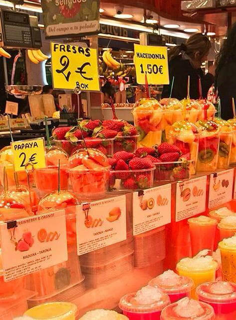 La Bouquria Market (1) - Rick Williams
